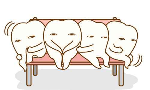 teeth-character_bench008